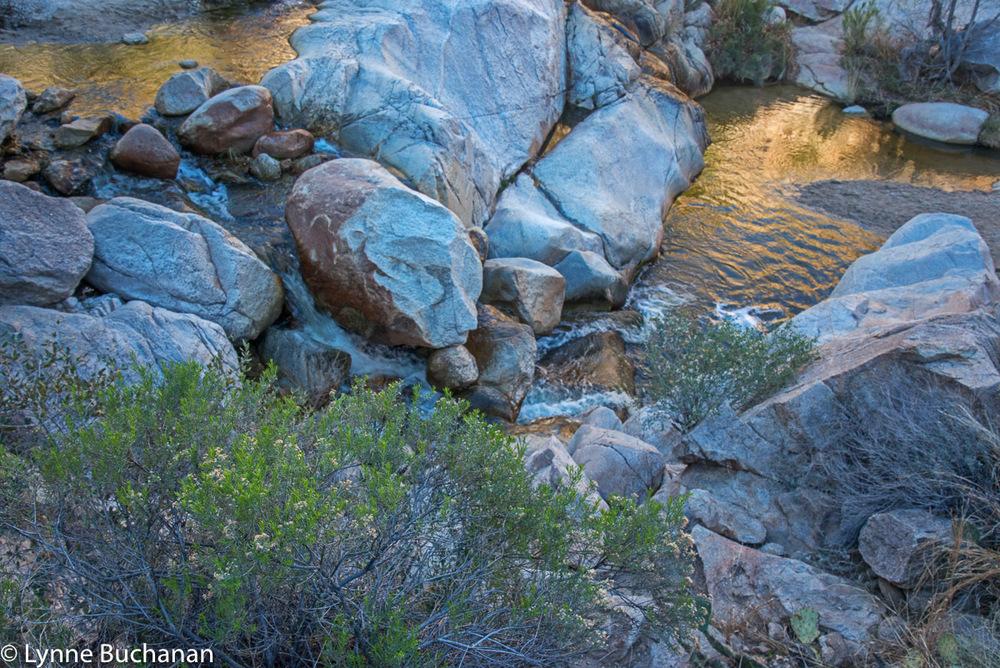 Golden Waters, Romero Pools
