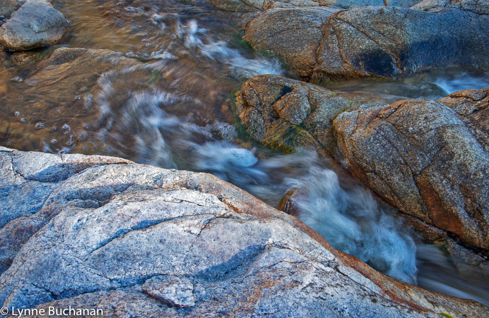 Stone and Water, Primordial Elements