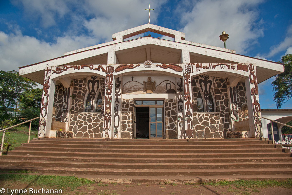 Easter Island Catholic Church