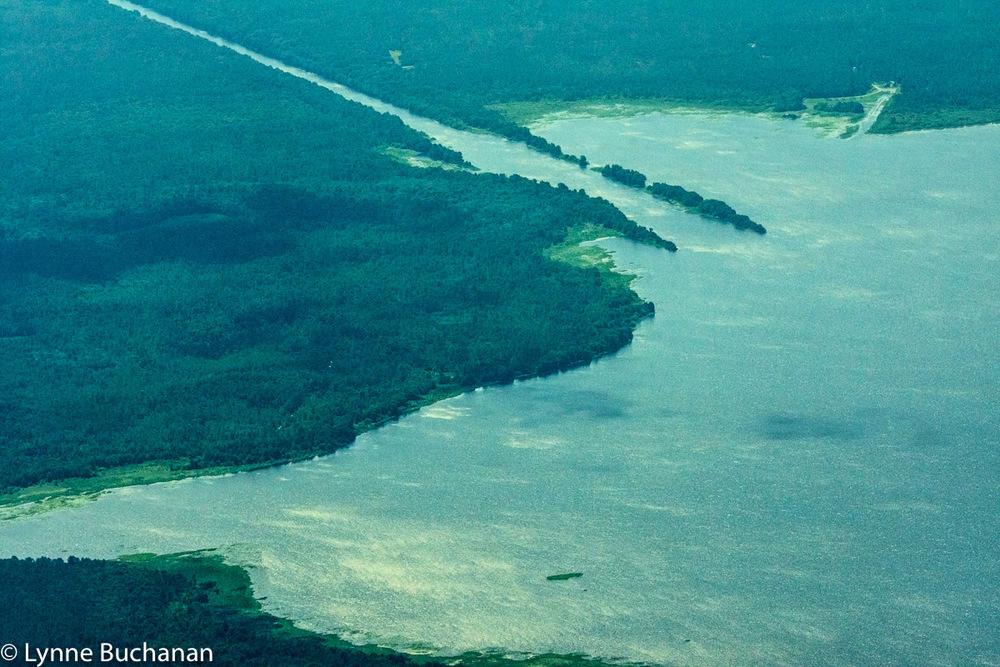 Failed Cross Florida Barge Canal