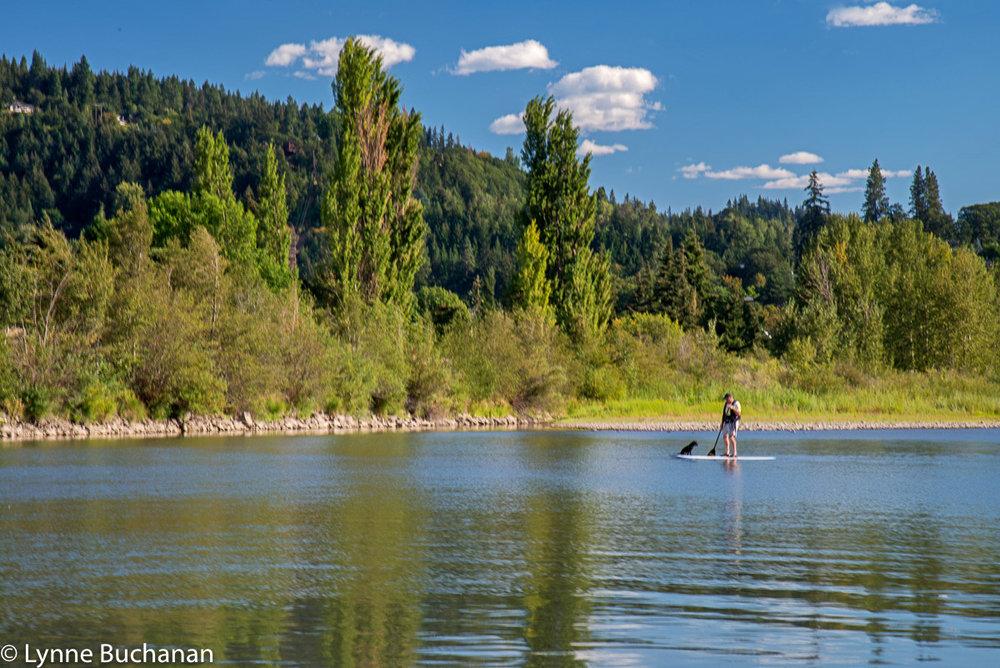 Blog lynne buchanan photography for Hood river fishing