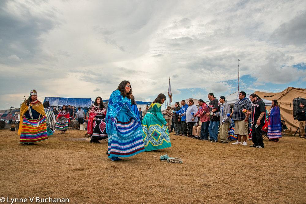 Mojave Tribe Dancers