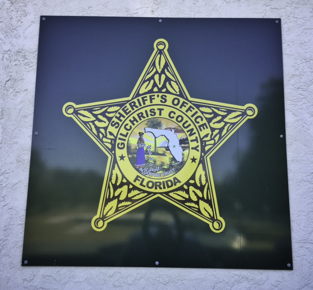 In God We Trust, but Not the GIlchrist County Sheriff's Office