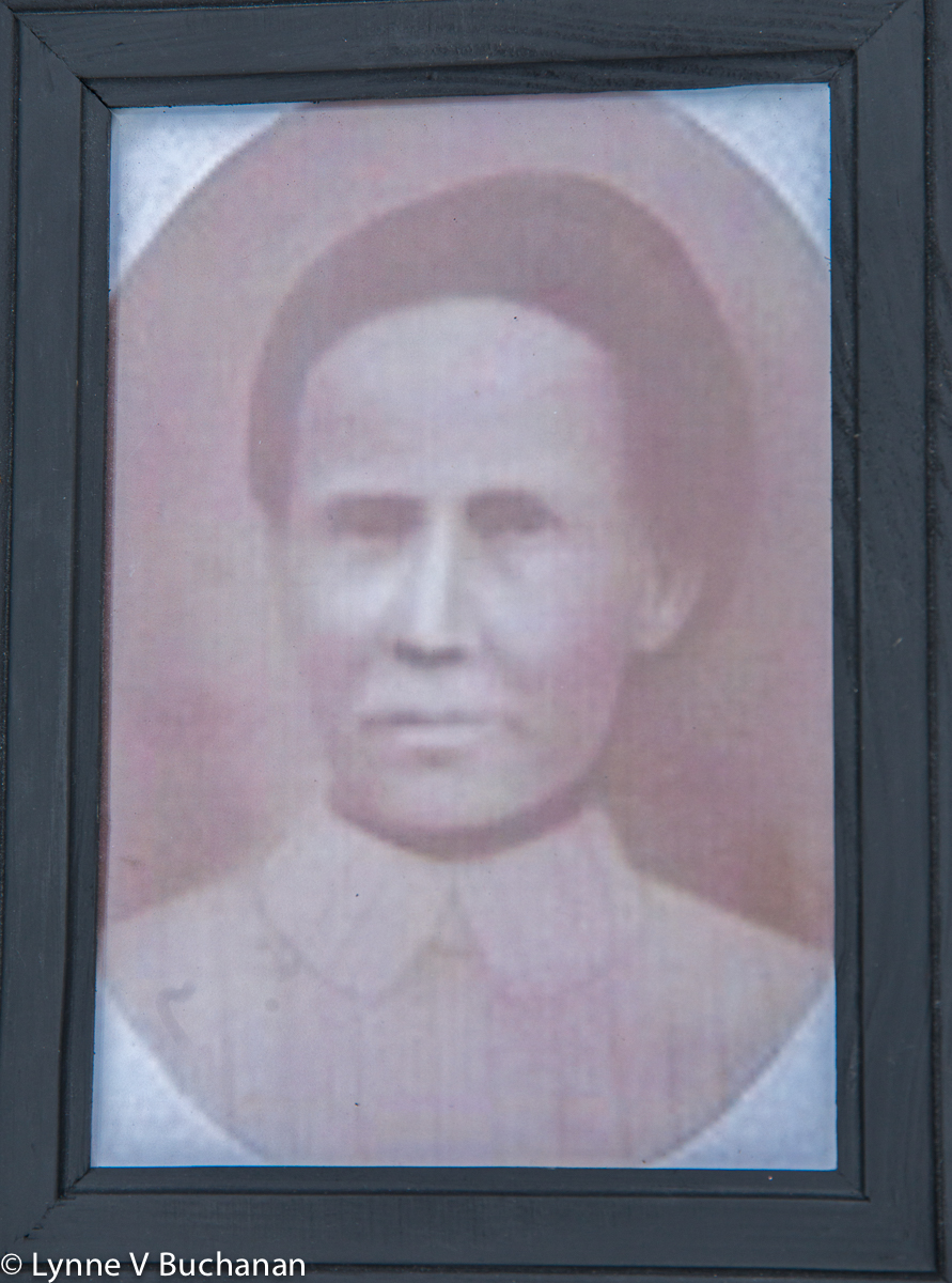 Tina Elmore-Wright's Grandmother Rose Jones