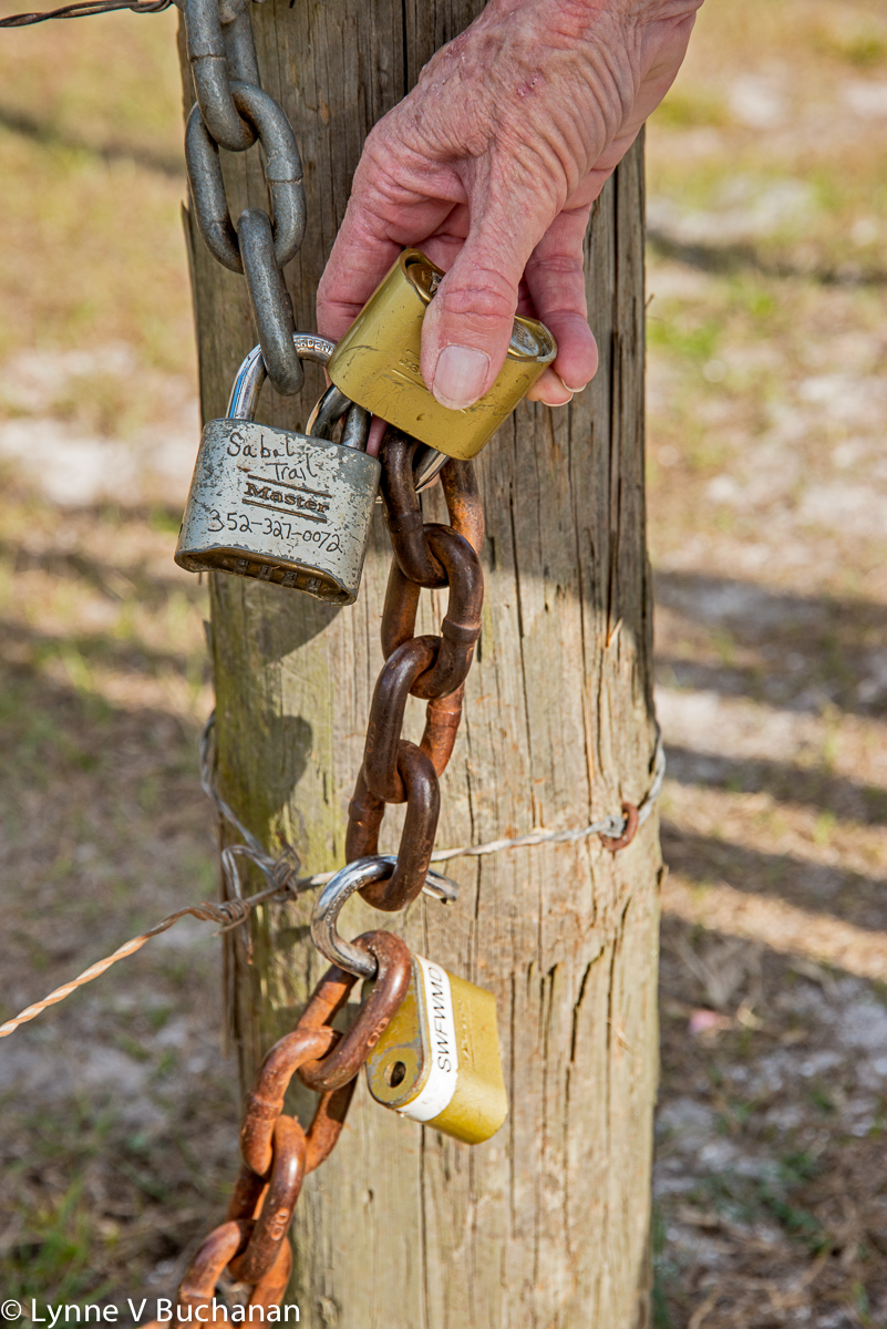 Sabal Trail has their own lock to the Halpata5508.jpg