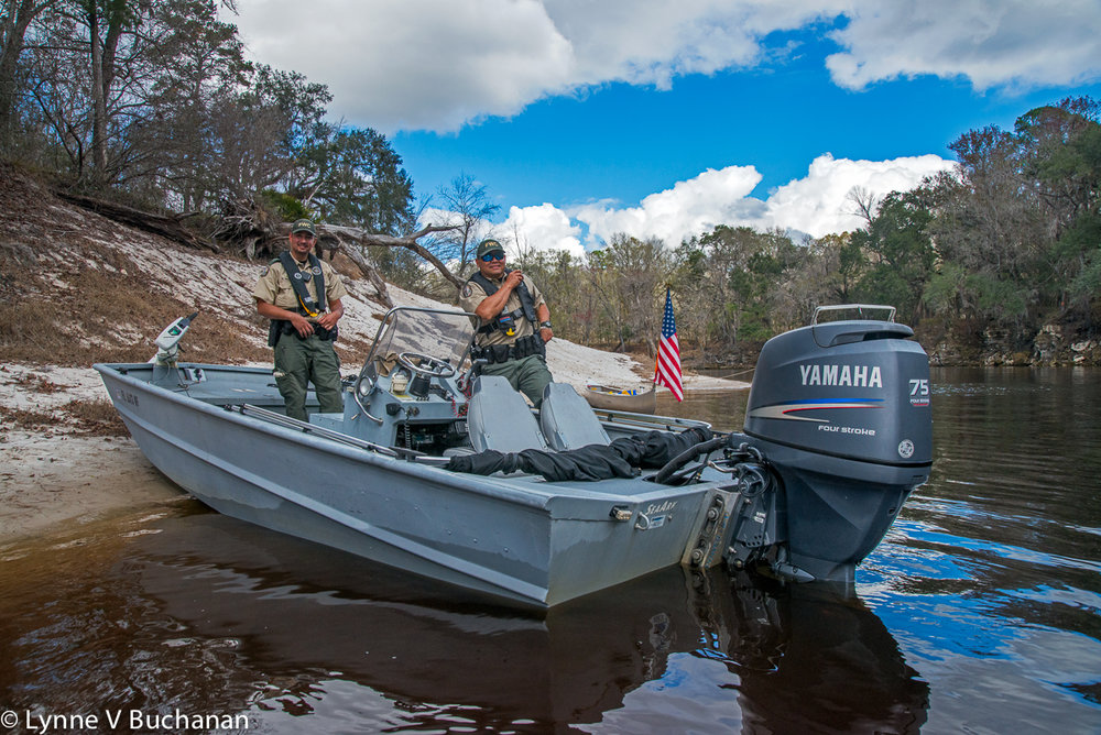 Marine Patrol, Suwannee River