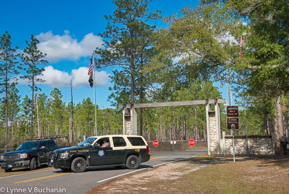 Suwannee River State Park Closed for the First Time in History for Reaching Capacity