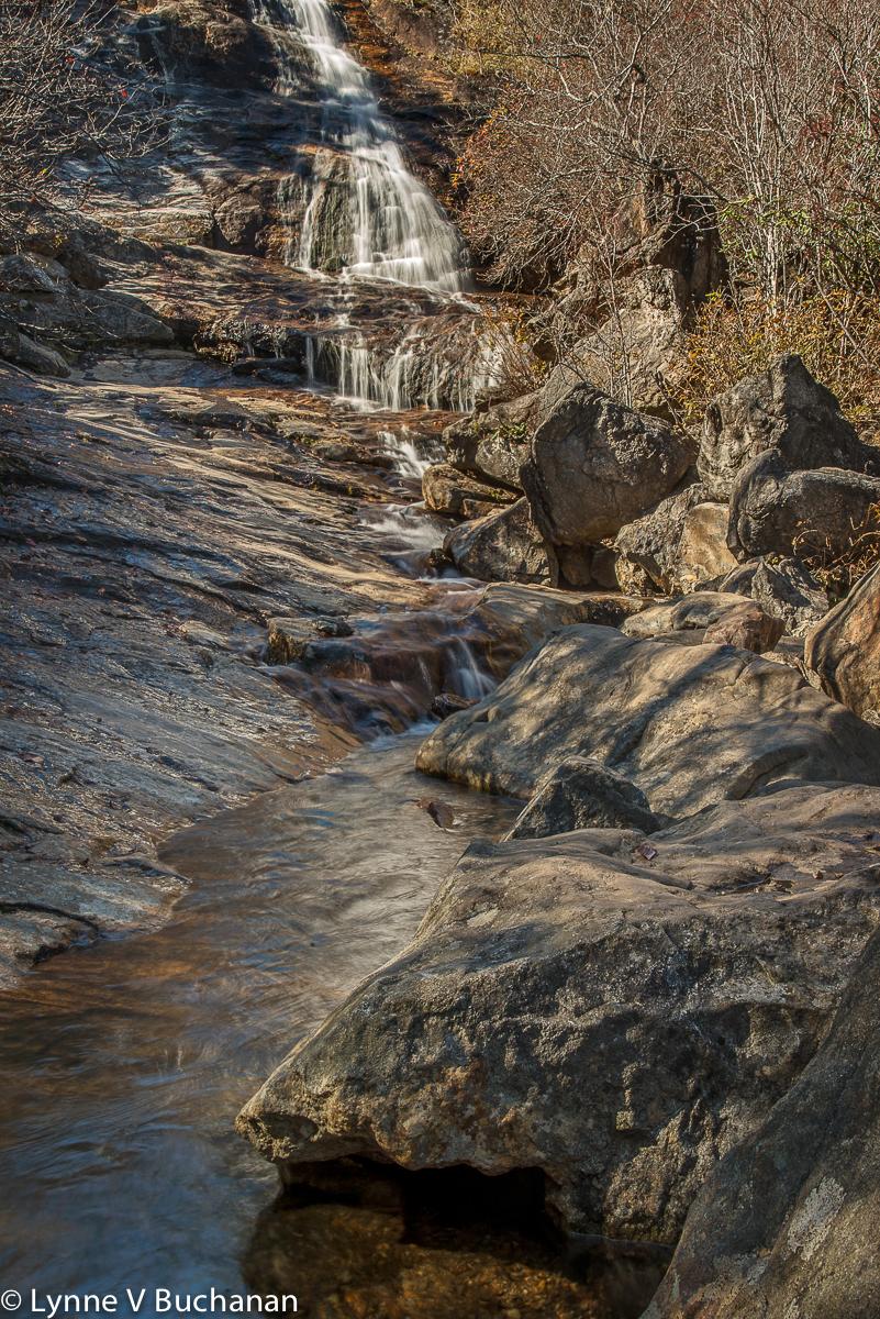 Graveyard Fields Upper Falls