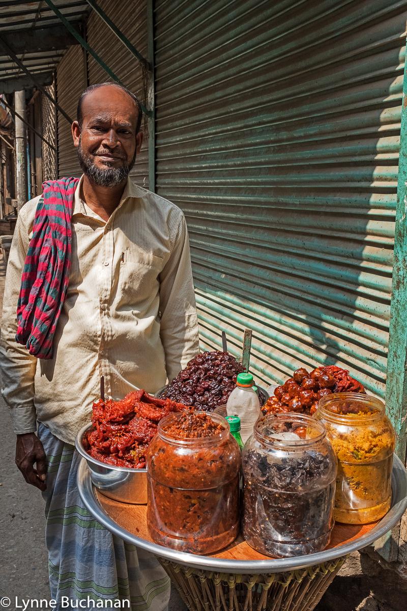 Pickle Vendor, Old Dhaka