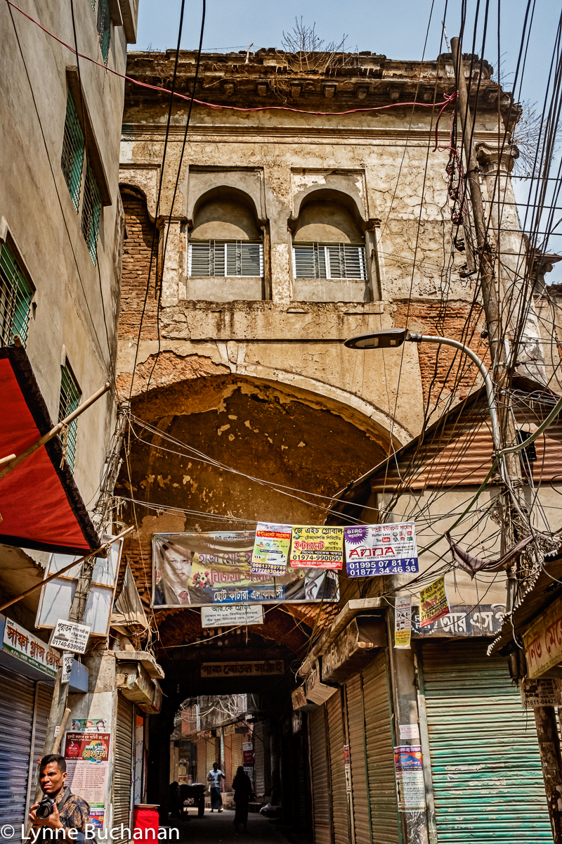 Dhaka Gate, Erected by Mir Jumla
