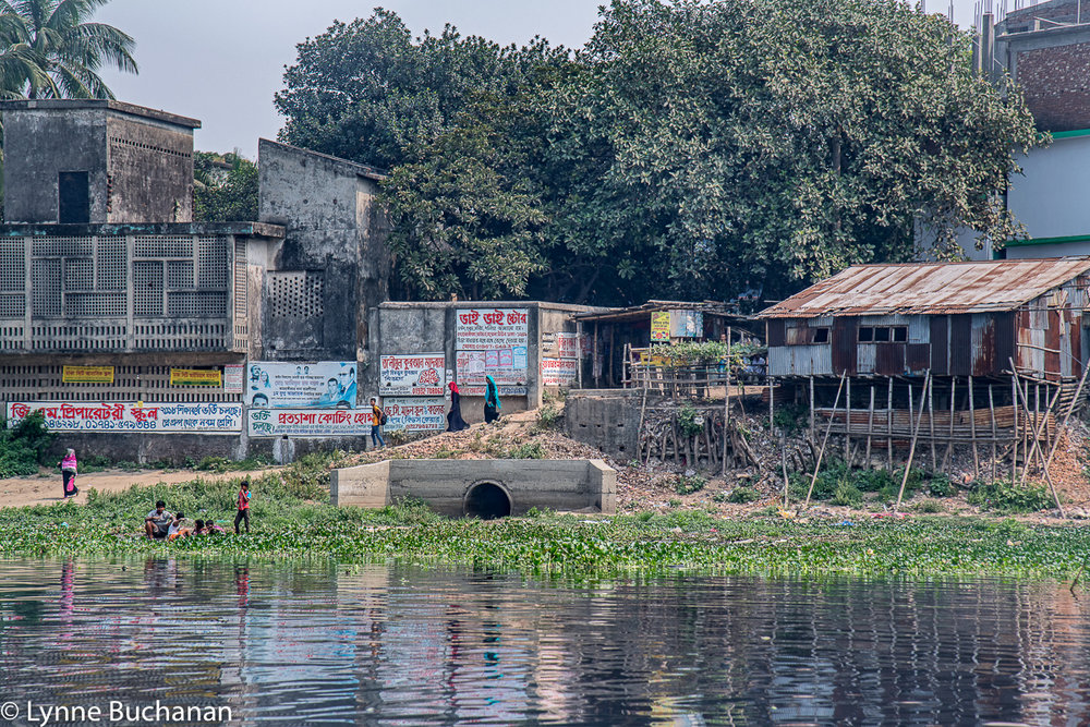 Buriganga River Life Goes On