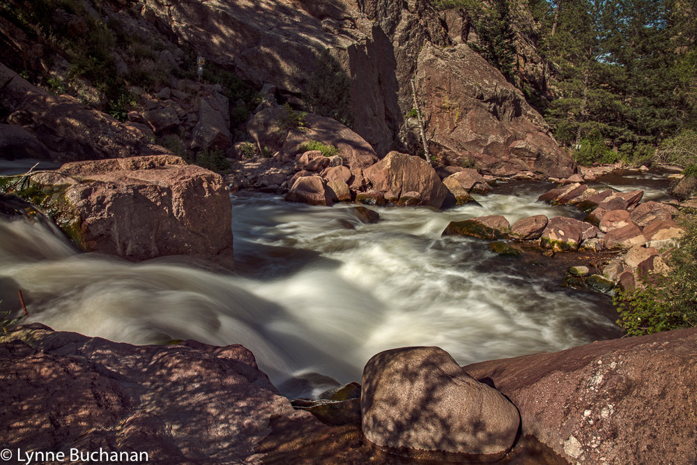 The Magical Waters of Eldorado Canyon