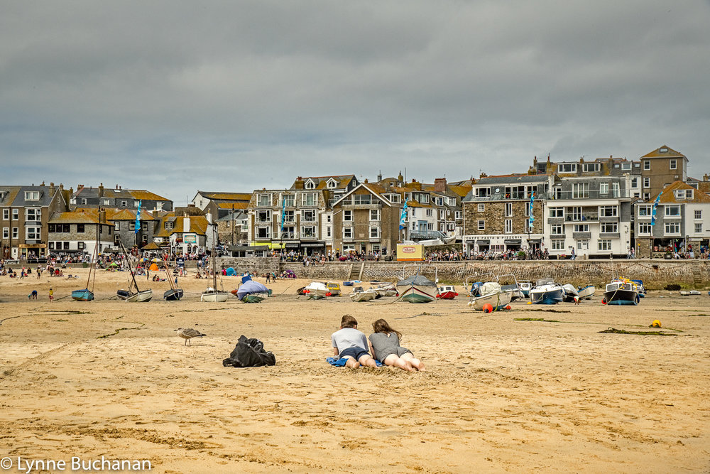St. Ives Harbour Beach