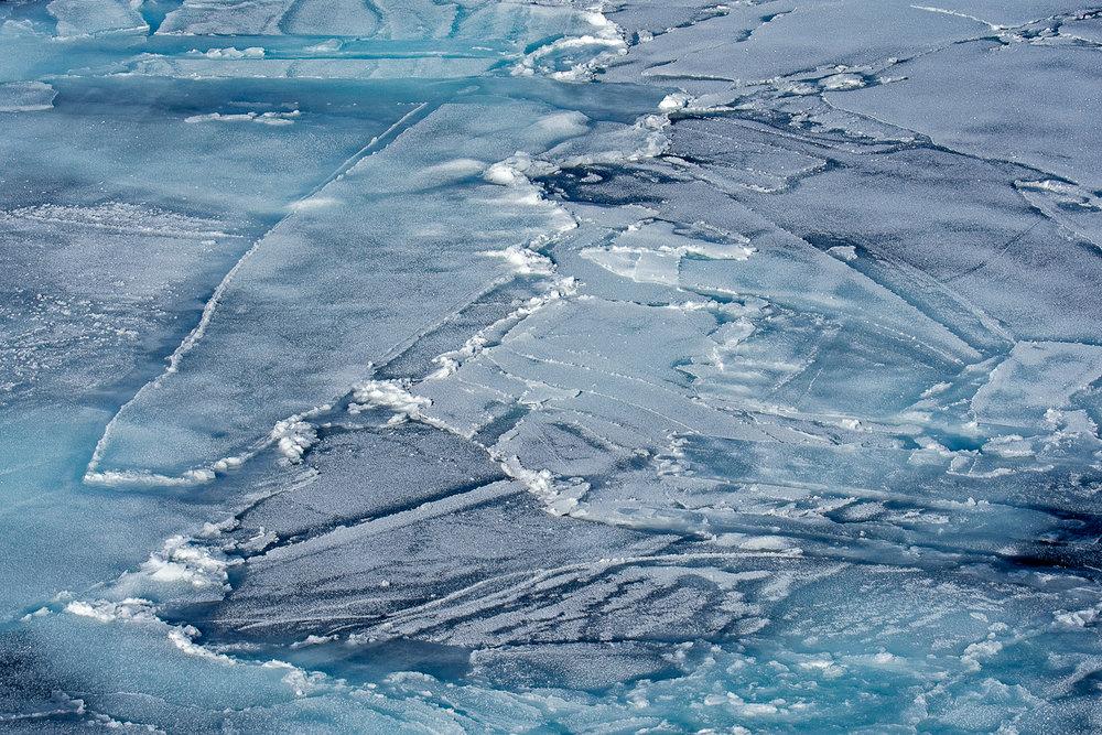 Antarctic Icescape