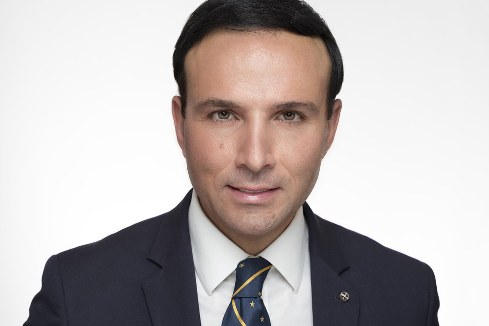 Ideagen Global Chairman and CEO - George Anthony Sifakis, M.S.P.S.  Former Assistant to the President of the United States and Director of the Office of Public Liaison.