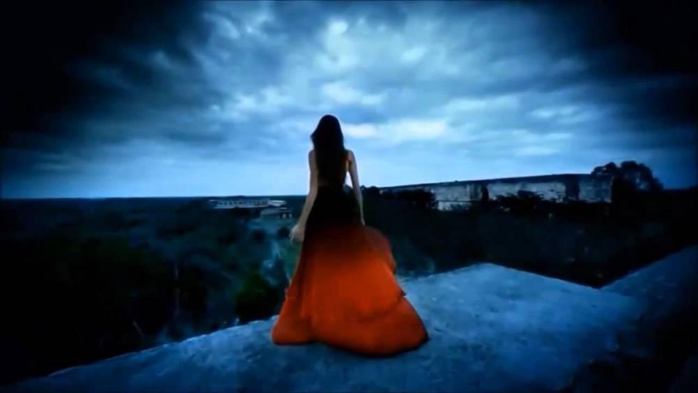 woman in a dream