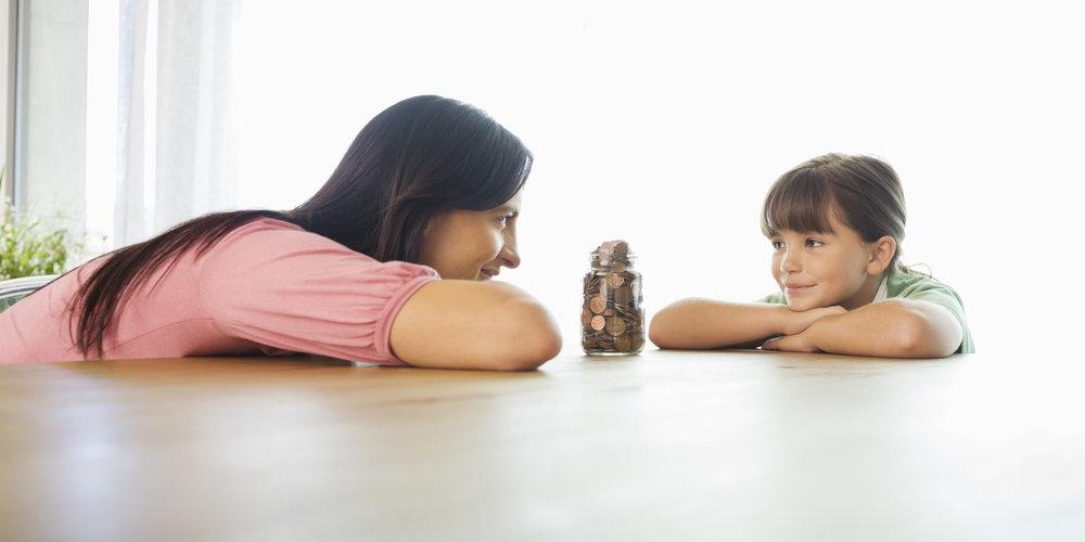 mom and child savings