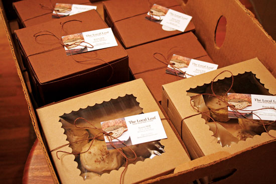 boxed baked goods
