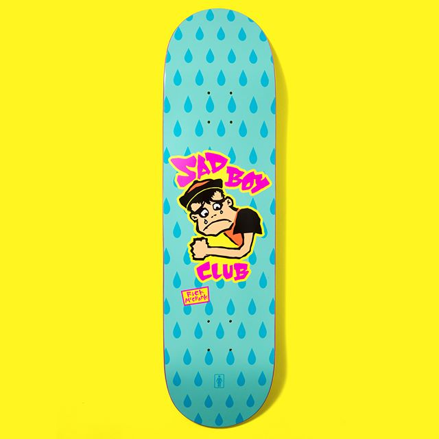 Designed this one a little while ago for @mccranker for @girlskateboards . This was a fun one to do considering it's based off a pretty iconic image I grew seeing all over the place, especially in beach towns. Stoked on the way the neons came together for this one. There's some left on Crailstore.com if ya need one! Happy Monday everyone, stoked if you got the day off today! Enjoy and sending good vibes for you all! 🙌🏽