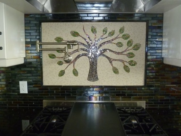 Tree of Life Backsplash