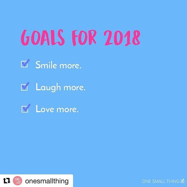How are your 2018 goals going? Small steps sum up to #progress #onestepatatime