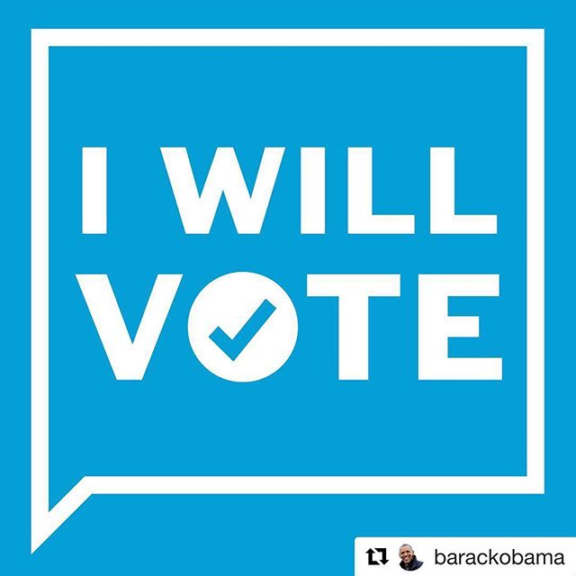 Your voice can determine the character of our country. You have power — use it! In most states, you don't even have to wait until Election Day to cast a ballot. Find out where you can vote before Nov. 6: IWillVote.com #Repost @barackobama #vote