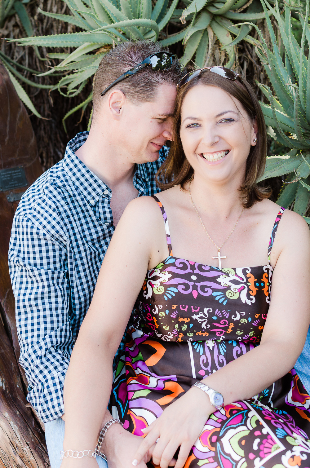 Annatjie and Chris Couple session
