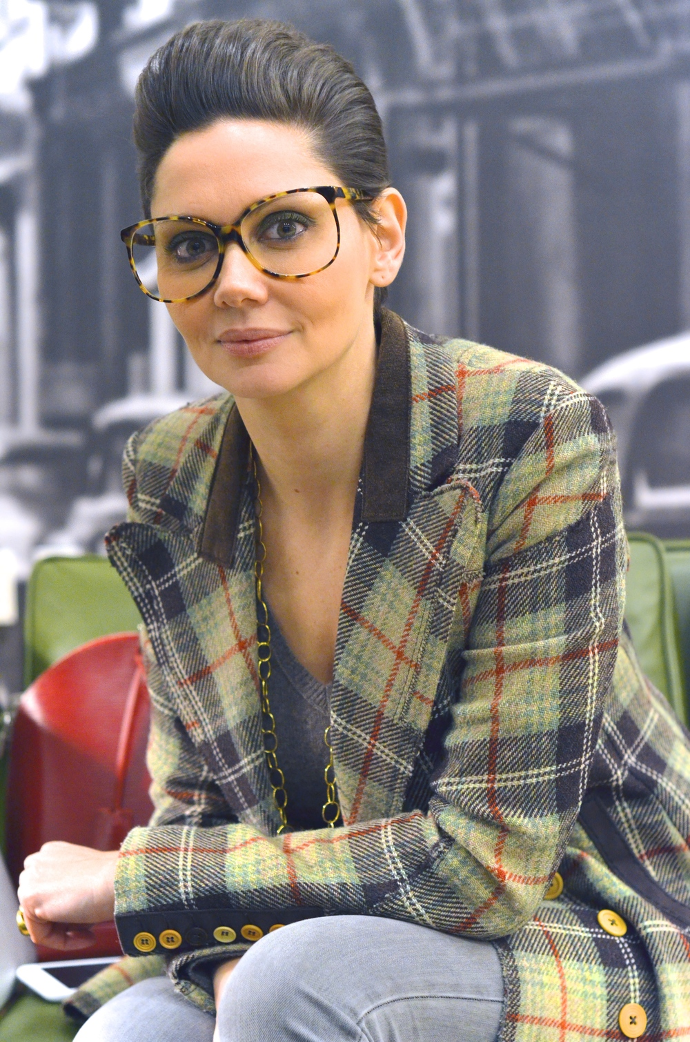 Veronica Mainetti- President