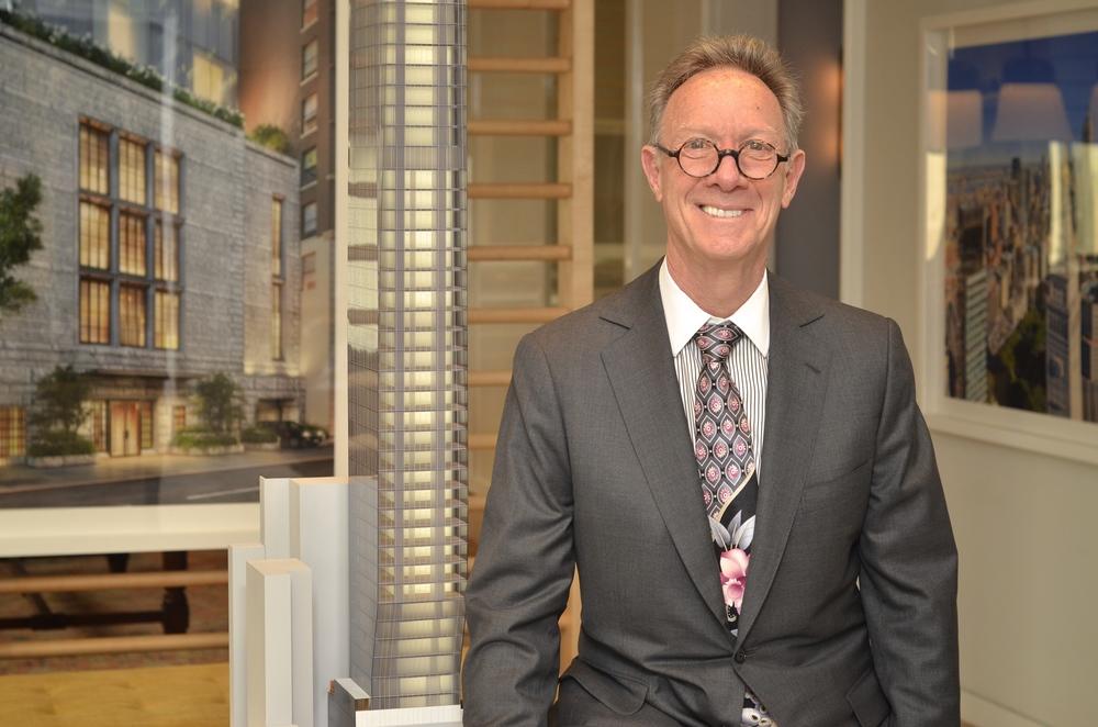 Bruce Eichner- Founder/Chairman