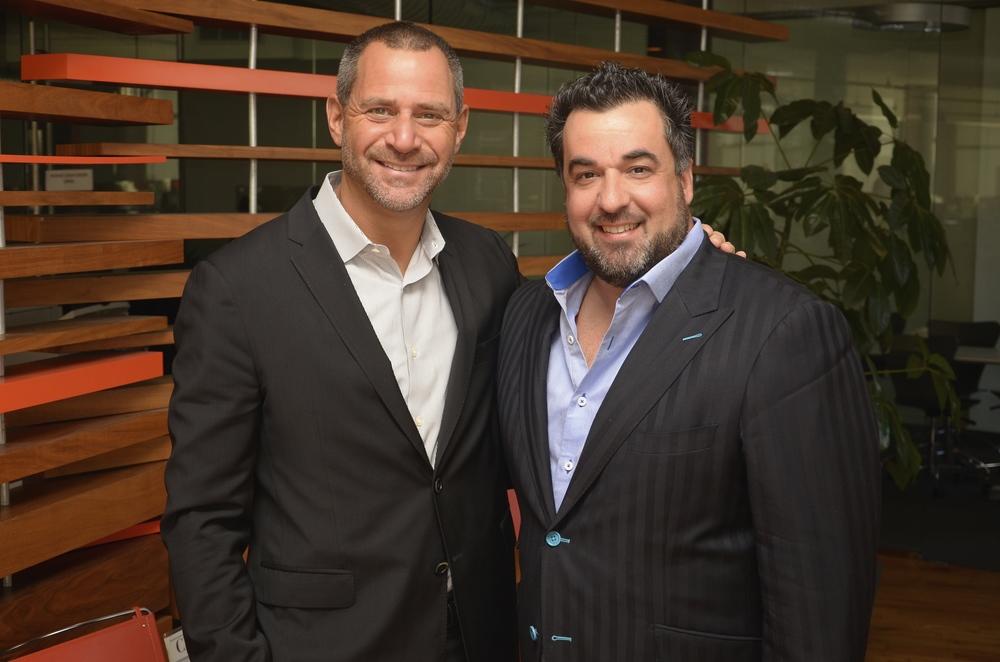 Gary Malin- President & Dave Maundrell- Founder