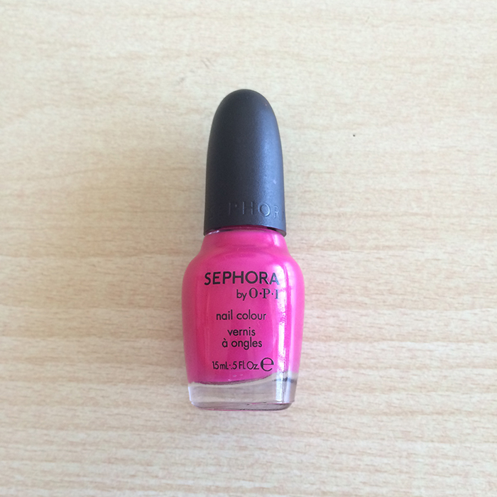 Sephora By OPI Nail Colour In 'It's All About Me'