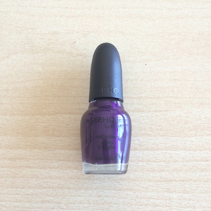 Sephora By OPI Nail Colour In 'Just A Little Dangerous'
