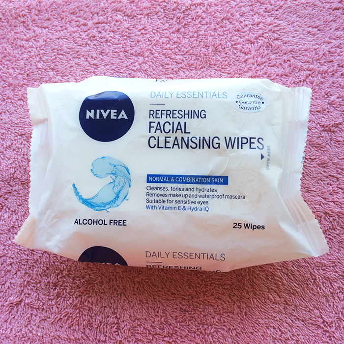 Nivea Daily Essentials Refreshing Cleansing Wipes