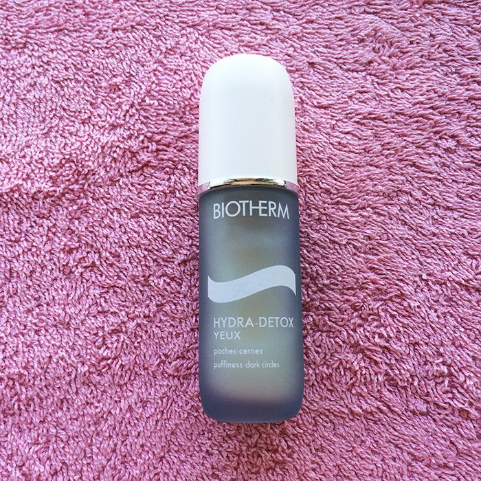 Biotherm Hydra-Detox Yeux Eye Cream