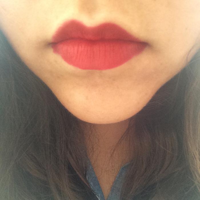 NARS Velvet Matte Lip Pencil in 'Cruella'