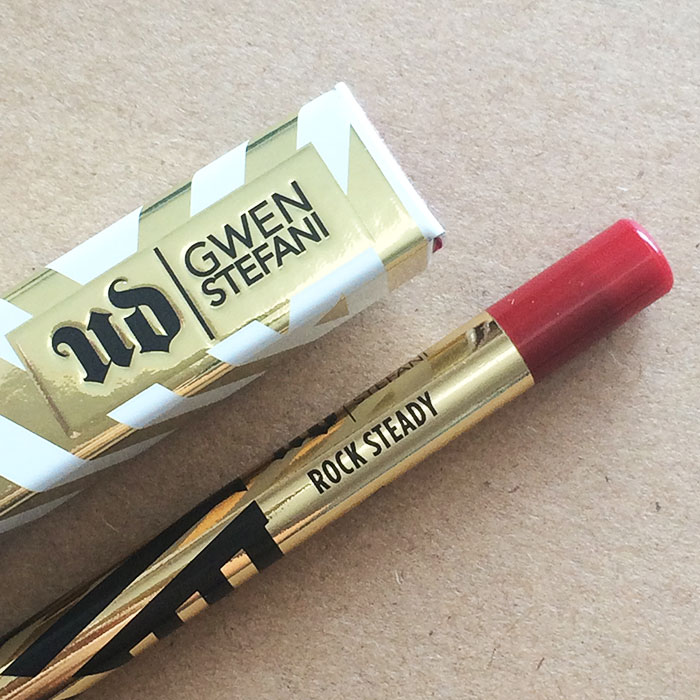 Urban Decay x Gwen Stefani 24/7 Glide-On Lip Pencil In 'Rock Steady'