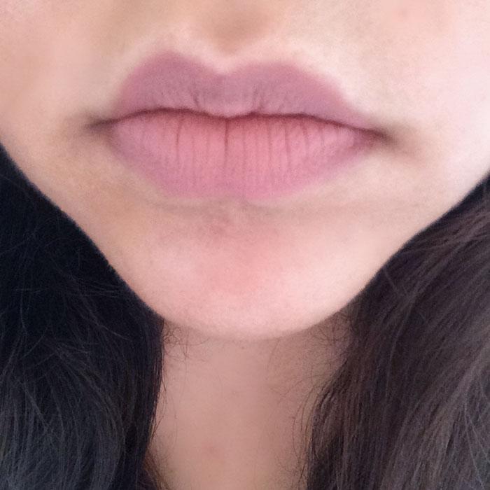 NYX Lip Lingerie In 'Bedtime Flirt'