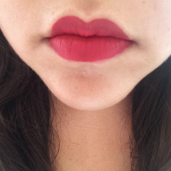 Huda Beauty Liquid Matte Lipstick In 'Cheerleader'
