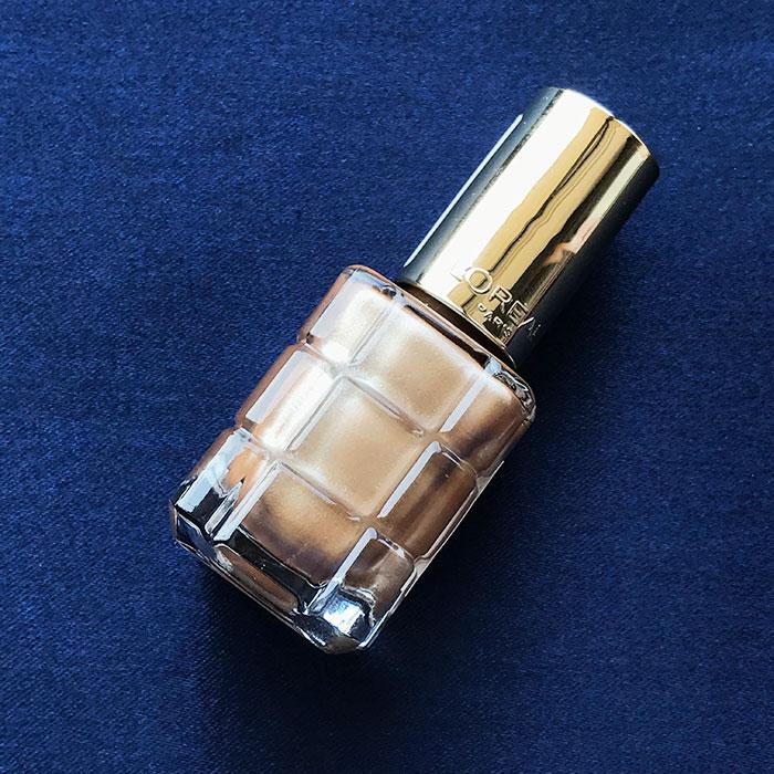 L'Oreal Paris Color Riche A L'Huile Nail Paint In '660 L'Or'