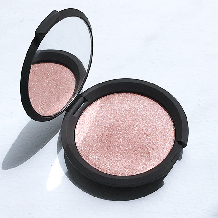 BECCA Shimmering Skin Perfector Pressed Highlighter In 'Rose Gold'