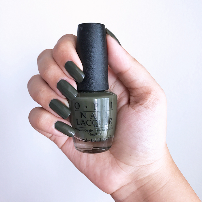 OPI Nail Lacquer In 'Suzi - The First Lady of Nails'