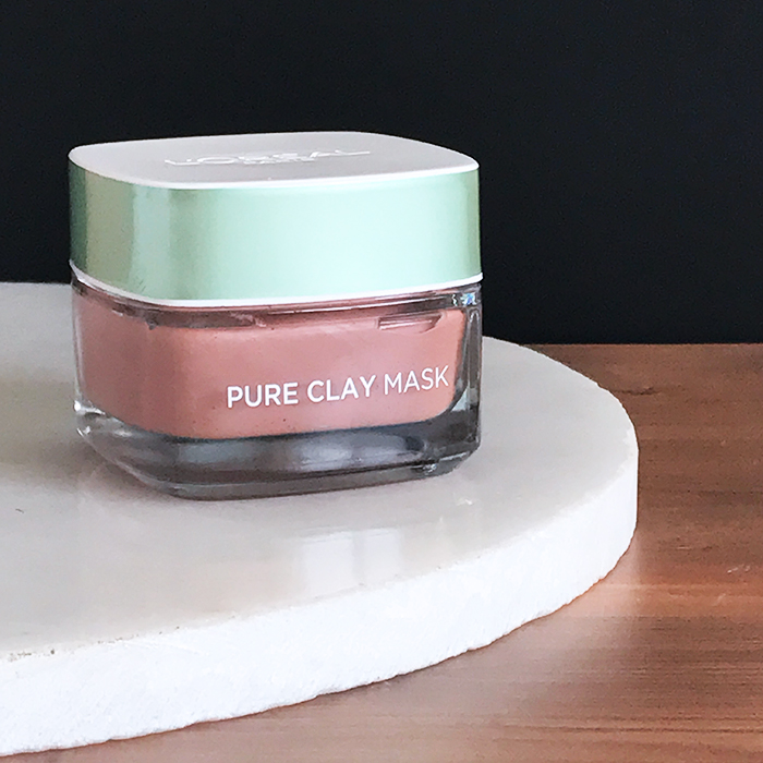 L'Oréal Paris Pure Clay Exfoliate & Refining Mask