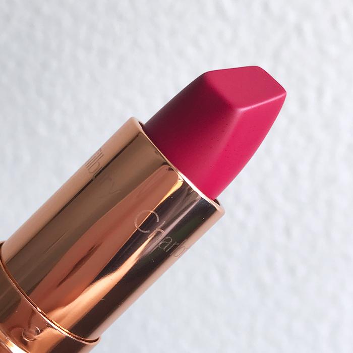 Charlotte Tilbury Matte Revolution Lipstick In 'The Queen'