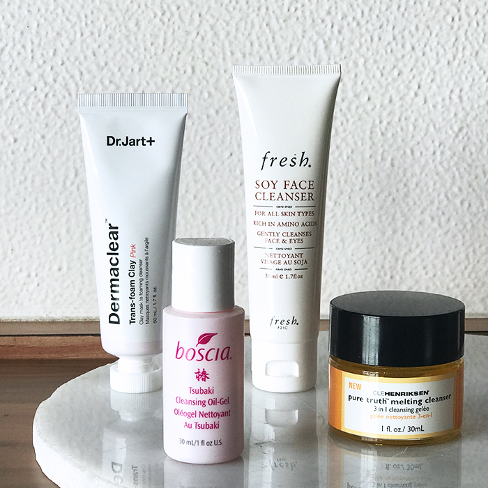 Skincare Quickies: Double Cleansing