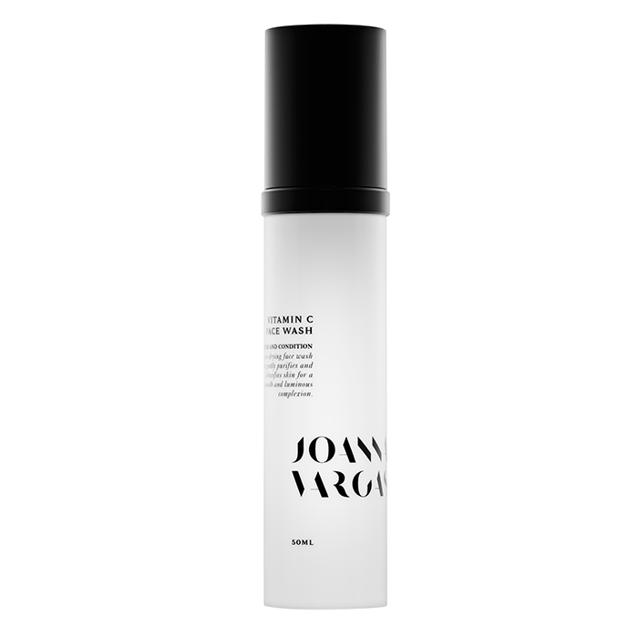 Vitamin C Face Wash   |   Source: Joanna Vargas
