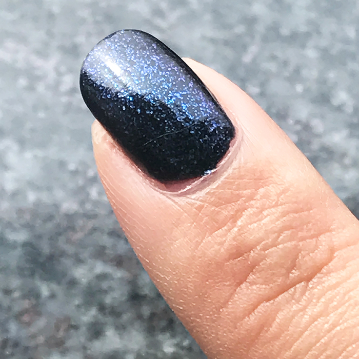 Nails Inc. Dirty Unicorn Nail Polish In 'The Mane Attraction'
