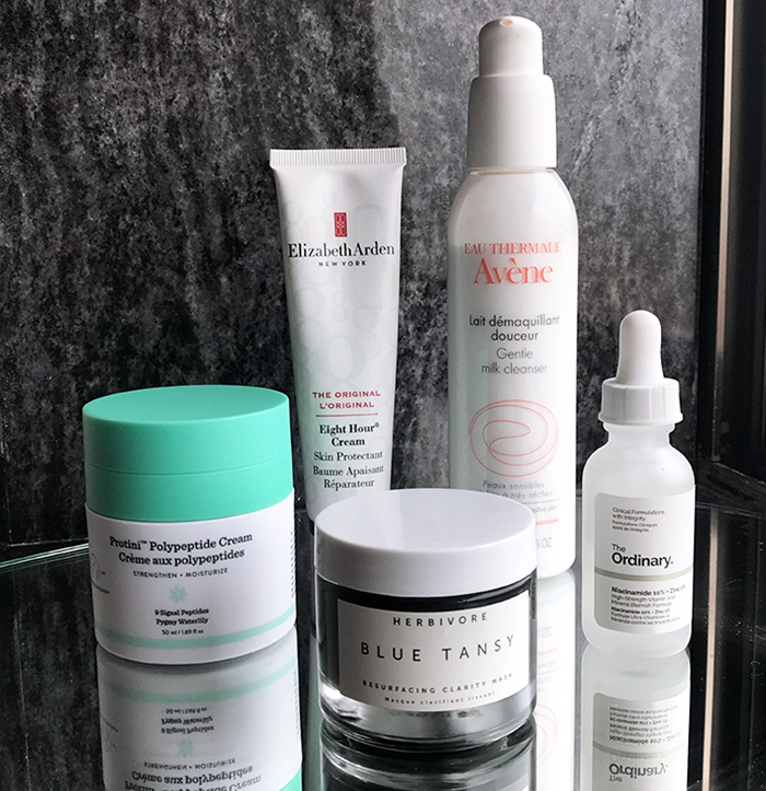 A Minimalist's Skincare Routine