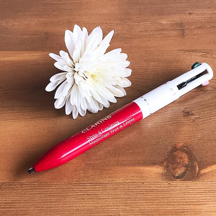 Clarins 4-Colour Pen In 'Harmony 01'