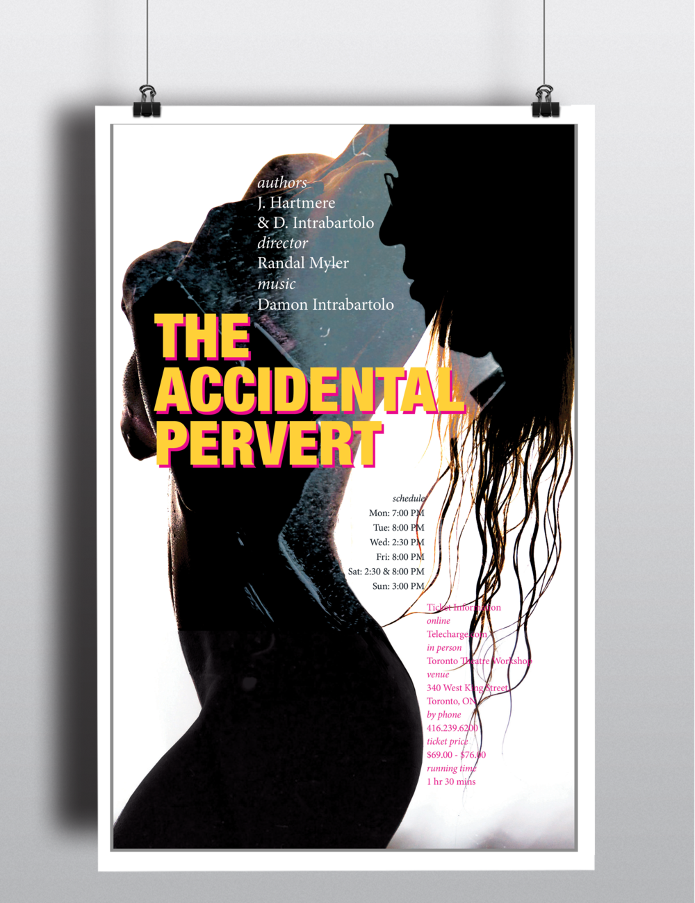 The Accidental Pervert