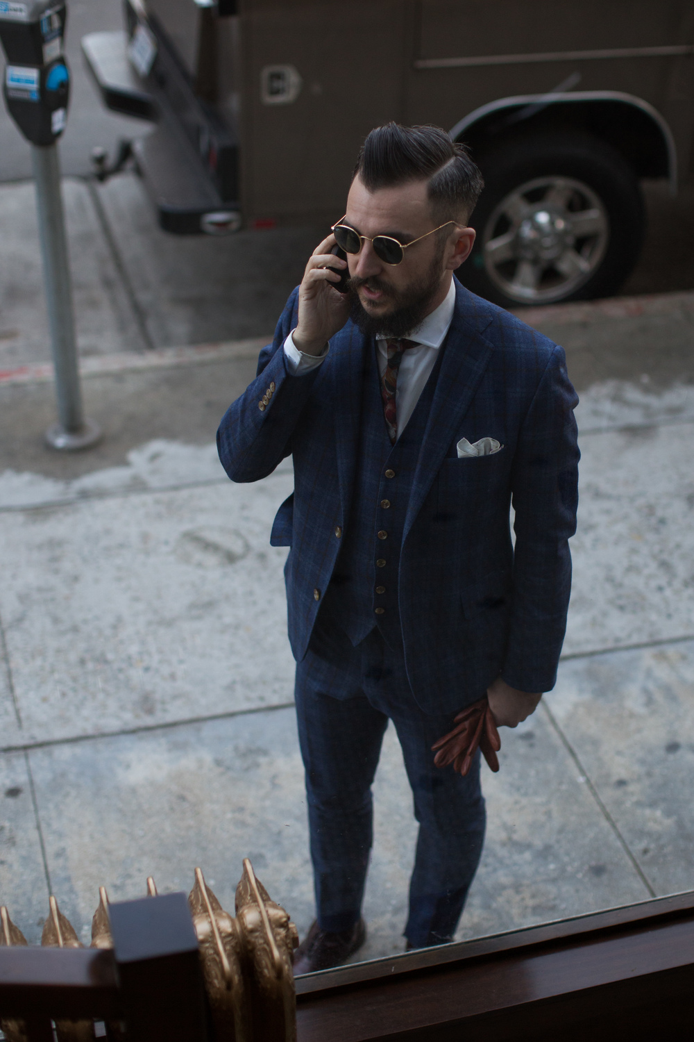 5 Places Where A Custom Suit Will Make You Stand Out
